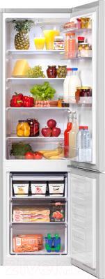 Холодильник с морозильником Beko CSMV5310MC0S