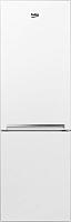 Холодильник с морозильником Beko RCNK270K20W -