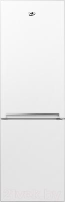 Холодильник с морозильником Beko RCNK270K20W