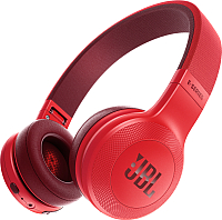 Наушники-гарнитура JBL E45BT / JBLE45BTRED (красный) -
