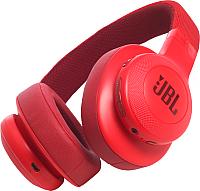 Наушники-гарнитура JBL E55BT / JBLE55BTRED (красный) -