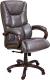 Кресло офисное Седия Boss Eco (серый) -