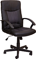 Кресло офисное Седия Polo Eco (черный) -