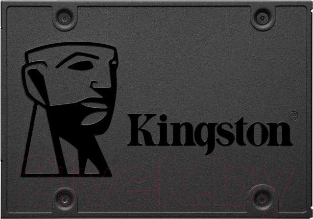 Купить SSD диск Kingston, A400 240GB (SA400S37/240G), Китай