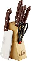 Набор ножей Bohmann BH-5127MRB -