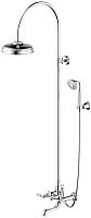 Душевая система Bravat Art F65193CP-A2 -