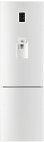 Холодильник с морозильником Daewoo RNV3610WFH -