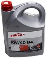 Моторное масло Patron Original 10W40 B4 / MB 229.1 (5л) -