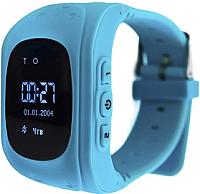Умные часы детские Smart Baby Watch Q50 (голубой) -