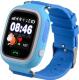 Умные часы детские Smart Baby Watch Q80 (голубой) -