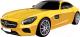Масштабная модель автомобиля Bburago Street Fire Мерседес Бенц AMG GT / 18-45138 (сборная) -