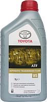 Трансмиссионное масло Toyota ATF WS / 0888681210 (1л) -