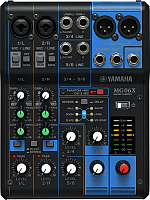 Микшерный пульт Yamaha MG-06X -