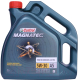 Моторное масло Castrol Magnatec 5W30 A5 / 15583D (4л) -