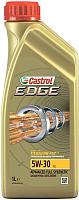 Моторное масло Castrol Edge 5W30 LL / 15667C (1л) -