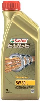 Моторное масло Castrol Edge 5W30 LL / 15667C (1л)