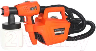 <b>PATRIOT SG 900</b> Краскопульт электрический (<b>краскораспылитель</b>)