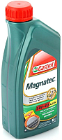 Моторное масло Castrol Magnatec 5W40 A3/B4 / 156E9D (1л) -