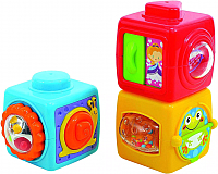 Развивающая игрушка PlayGo Кубики Азбука 2088 -