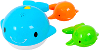 Набор игрушек для ванной PlayGo Киты 2437 -
