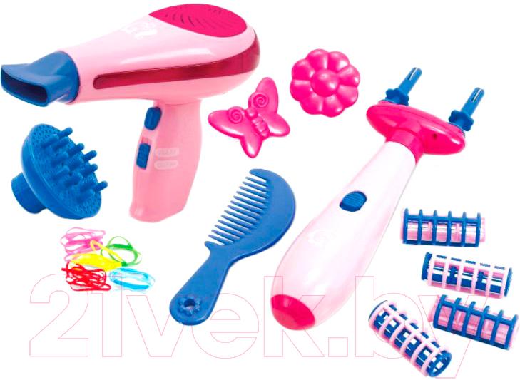Купить Игровой набор PlayGo, Набор по уходу за волосами 7865, Китай, пластик