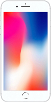 Смартфон Apple iPhone 8 256Gb / MQ7D2 (серебристый) -