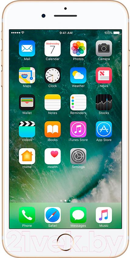 Купить Смартфон Apple, iPhone 8 Plus 64Gb / MQ8N2 (золото), Китай