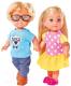 Набор кукол Simba Эви и Тимми 105737113 -