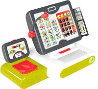 Магазин игрушечный Smoby Электронная касса с аксессуарами 024265 -