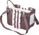 Сумка для животных Trixie Fina Carrier 28909 (темно-серый/розовый) -