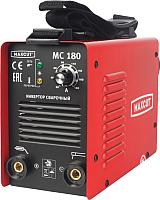 Инвертор сварочный Maxcut MC180 -