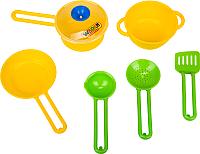 Набор игрушечной посуды Полесье Поварёнок №1 / 40688 -