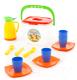 Набор игрушечной посуды Полесье Алиса для пикника №2 / 40763 -