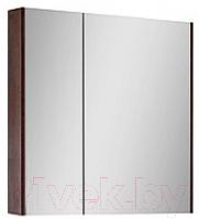 Купить Шкаф с зеркалом для ванной Юввис, Сенатор Z-70, Украина