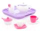Набор игрушечной посуды Полесье Алиса на 2 персоны / 58959 (13эл) -