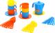 Набор игрушечной посуды Полесье Анюта на 6 персон / 3858 -