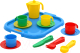 Набор игрушечной посуды Полесье Анюта с подносом на 4 персоны / 3889 -
