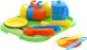Набор игрушечной посуды Полесье Анюта с подносом на 6 персон / 3896 -