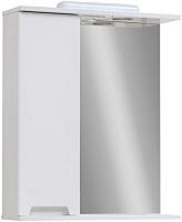 Шкаф с зеркалом для ванной Юввис Марко Z-1 55 (левый) -
