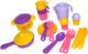 Набор игрушечной посуды Полесье Настенька на 3 персоны / 3919 -