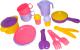 Набор игрушечной посуды Полесье Хозяюшка на 2 персоны / 3988 -