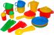 Набор игрушечной посуды Полесье Хозяюшка на 4 персоны / 4008 -