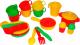 Набор игрушечной посуды Полесье Хозяюшка на 6 персон / 4015 -