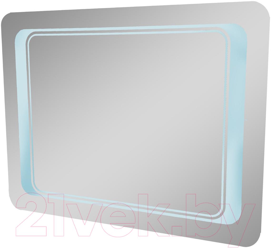 Купить Зеркало для ванной Юввис, Duet Z-80 (с подсветкой), Украина