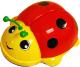 Развивающая игрушка Полесье Божья коровка / 7888 (в сеточке) -