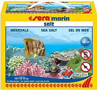 Морская соль для аквариума Sera Marin Salt 5440 -