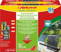Наполнитель фильтра Sera Pond Super Carbon 8402 -