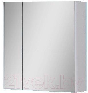 Купить Шкаф с зеркалом для ванной Юввис, Эльба Z-70 (без подсветки), Украина