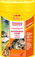 Корм для рептилий Sera Rafty I 01740 (100мл) -
