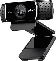 Веб-камера Logitech C922 Pro Stream (L960-001088) -